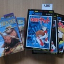 松本零士のシリーズ本各種セット