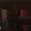 カリモク キッチンテーブル