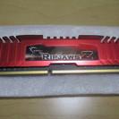 新品未使用/ディスクトップ用DDR3メモリ/8GB×1枚