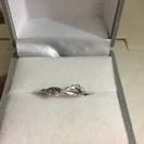 スイートテン ファッションダイヤモンドリング