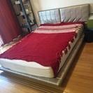 中村家具で購入した高級ベッドフレーム