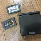ゲームボーイアドバンスSP とカセット 800円