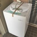 【美品】TOSHIBA 洗濯機4.2kg