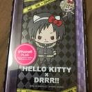 HELLO KITTY×DRRR!!コラボスマホケースiPhone...
