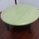 折りたたみテーブル、売ります。