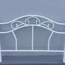 マットレス付き天蓋ベッド