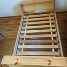 IKEAの子供用ベッド