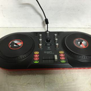 大特価!コンパクトなUSB-MIDI DJ コントローラ : IO...