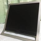 SONY製17インチ液晶ディスプレイSDM-HS75PB