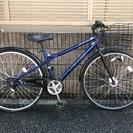【359】【整備済】軽快車 27インチ シマノ製外装6段ギヤ オー...