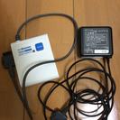 FOMA 純正 充電器&持ち運び充電器セット