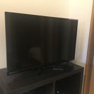 32インチ型テレビ 2016年製