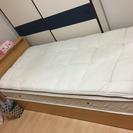 【売却決定】シングルベッド→セットor枠のみ