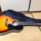 アコースティックギター  初心者用