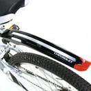 【質問あり】CHEVROLET シボレー自転車パーツ泥除け