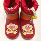 アンパンマン 長靴(子供用) 14cm