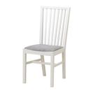 【美品】IKEA ダイニングチェア NORRNAS 布張りチェア 椅子