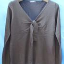 (F-984) pour la frime セーター 紺色