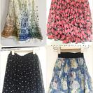 4着set♡スカート