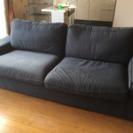 IKEAの3人掛けソファKIVIKを5000円で