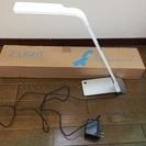 山田照明 LEDデスクライト Z-7 ホワイト