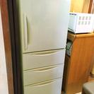 取引完了【無料】4ドア冷蔵庫 97年製 足立区花畑