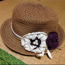 axes femme 帽子