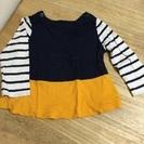 Baby gap  薄手長袖➕ロンパース サイズ70