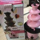 チョコファウンテン バレンタイン