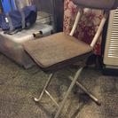 折りたたみ椅子×9脚