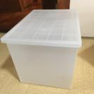 無印良品 ポリプロピレン収納ボックス