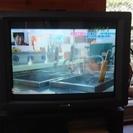 別荘地で使用の為使用頻度が少ないSONYのテレビ(29インチ?)