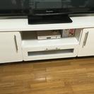 テレビボード ホワイト 120