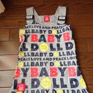 BABY DOLL 90女児 スカート