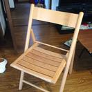 無印良品 折りたためる 椅子