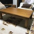 お問い合わせ中《中古品》コタツテーブル