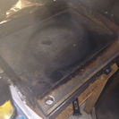 鉄板焼き器、クレープ焼き器、お好み焼き焼き器