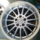 BMW E39 純正 ラジアルスポーク 18インチ!
