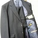 冬用ビジネススーツ(AB-5)2着を無料であげます(取りに来てくれ...