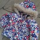 女児 冬用コート 90サイズ