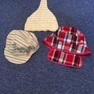 帽子3つセットで^_^