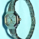 レイキャビックです。レディース腕時計 電池交換済 USED(LL6)