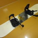 スノーボード◇K2 WILDCAT 143cm◇ビンディング付き