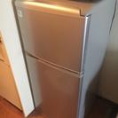 SANYO ノンフロン2ドア冷蔵庫 112L