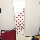 スノーボード NITRO 142
