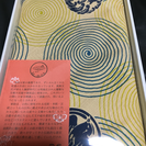 kamon友禅風呂敷 新品 お値下げ500円