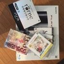PS3 本体  80GB torne トルネ セット ワンダと巨像...