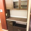 食器棚・キッチンボード☆21時以降に引き取りに来れる方1000円オフ