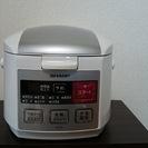 SHARP シャープ☆炊飯器☆3合☆
