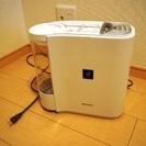 【取引中】気化式加湿器SHARPプラズマクラスター